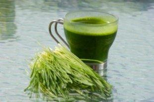 Green super food for detox diet