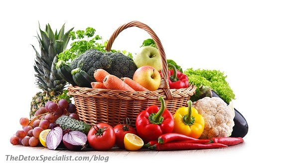 fruit and vegetable diet