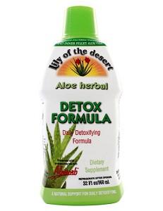 Aloe Vera Detox