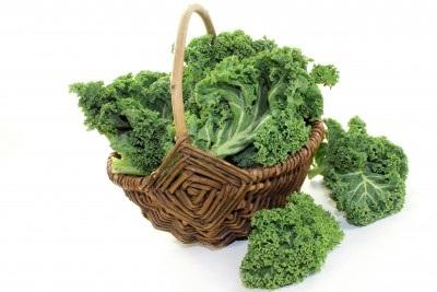 Kale detox smoothie