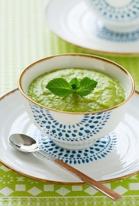 detoxing your body, detox soup