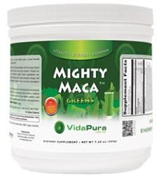 Mighty Maca, detox smoothies