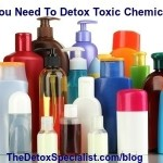 detox your body, toxic chemicals
