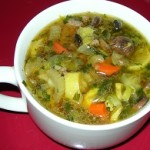 soup cleanse, detox diet