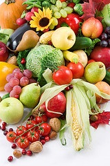Fruit and vegetable detox