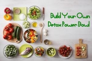 Detox power bowl