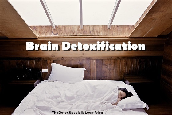brain detoxification