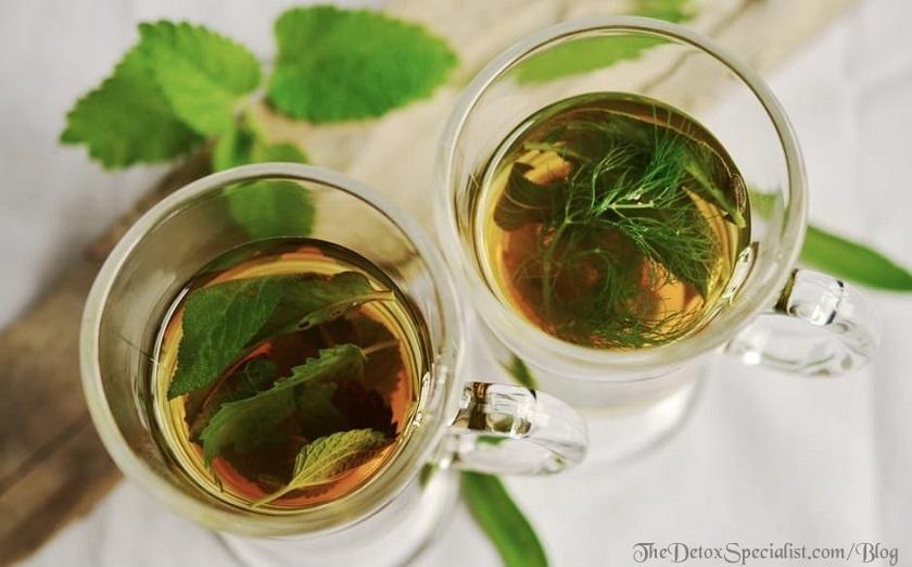 detox diet, detox tea