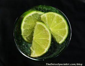 detoxing juice