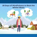 winter blues, mindfulness