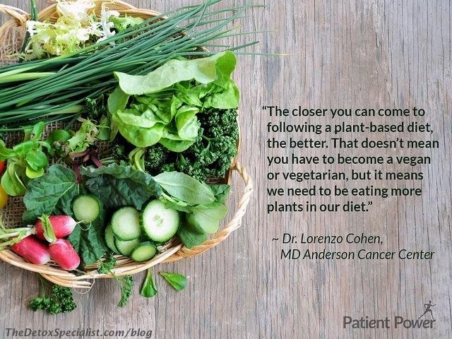 flexitarian diet, weight loss detox