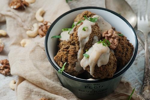 lentil meatballs for body cleanse diet