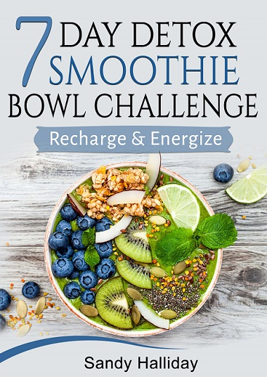 7 day detox smoothie bowl challenge