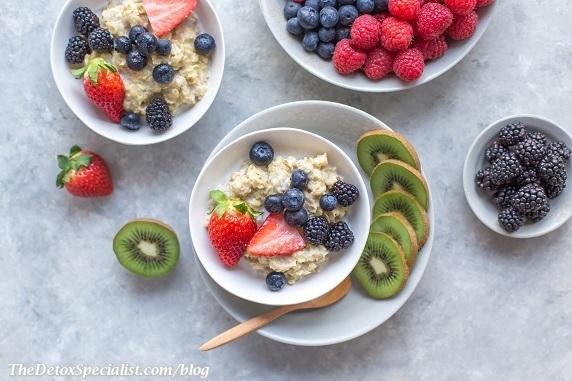 vegan porridge