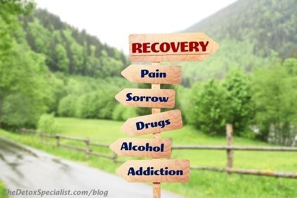 detox, addiction recovery