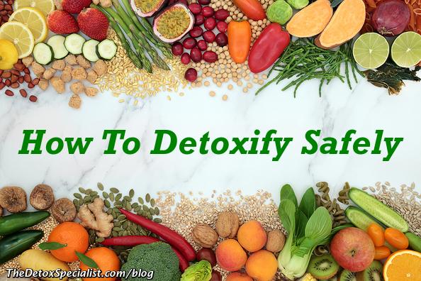 how to detoxify