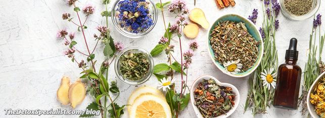 herbal detoxes